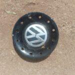 VW CENTRE CAP - USED