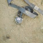 FIAT UNO SAFETY BELT - USED