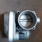 VW POLO CLASSIC THROTTLE BODY - USED