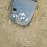FIAT UNO STEERING COLUMN COVER - USED