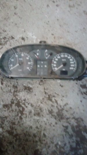 2001 Renault scenic cluster - USED(GPO)