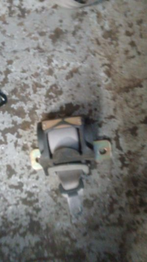 2001 Renault scenic safety belt - USED(GPO)