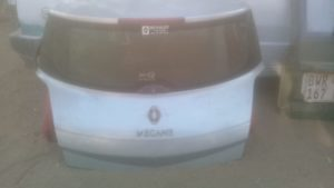 2004 RENAULT SCENIC COMPLETE TAILGATE - USED(GPO)