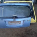 2005 CHEVROLET AVEO TAILGATE COMPLETE - USED(GPO)