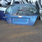 2006 CHEVROLET AVEO COMPLETE TAILGATE - USED(GPO)