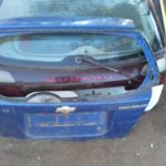 2006 CHEVROLET AVEO TAILGATE SHELL - USED(GPO)