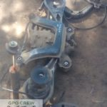 1996 BMW E36 Rear Differential - Used