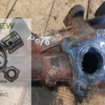 2007 VW Polo 1600 BAH Exhaust Manifold - Used