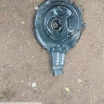 1986 Toyota Avante Airfilter Housing - Used