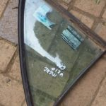 Mercedes W202 Quarter Glass - Used