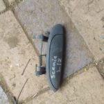 Renault Scenic Left Front Door Handle - Used