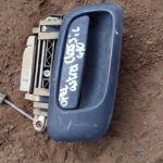 2001 Opel Astra Outer Door Handle - Used