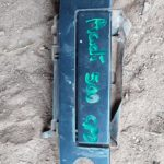 Audi 500 Outer Door Handle - Used
