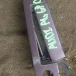 1996 Audi A4 Outer Door Handle - Used