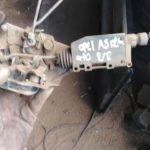 1996 opel astra right rear door lock - used