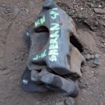 2002 Vw Sharan Left Rear Caliper - Used