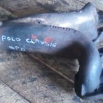Vw Polo classic exhaust manifold - used