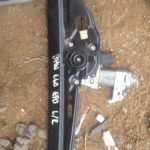 bmw e60 left rear window mechanism - USED(GPO)