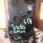 toyota camry left front door lock - USED(GPO)