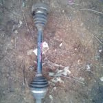 volkswagen golf 4 drive shaft - USED(GPO)