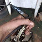 Ford Fiesta Bonnet Lock - USED(GPO)
