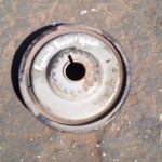 Renault Duster Crank Pulley - USED(GPO)