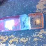 Toyota Hilux Left Taillight - USED(GPO)