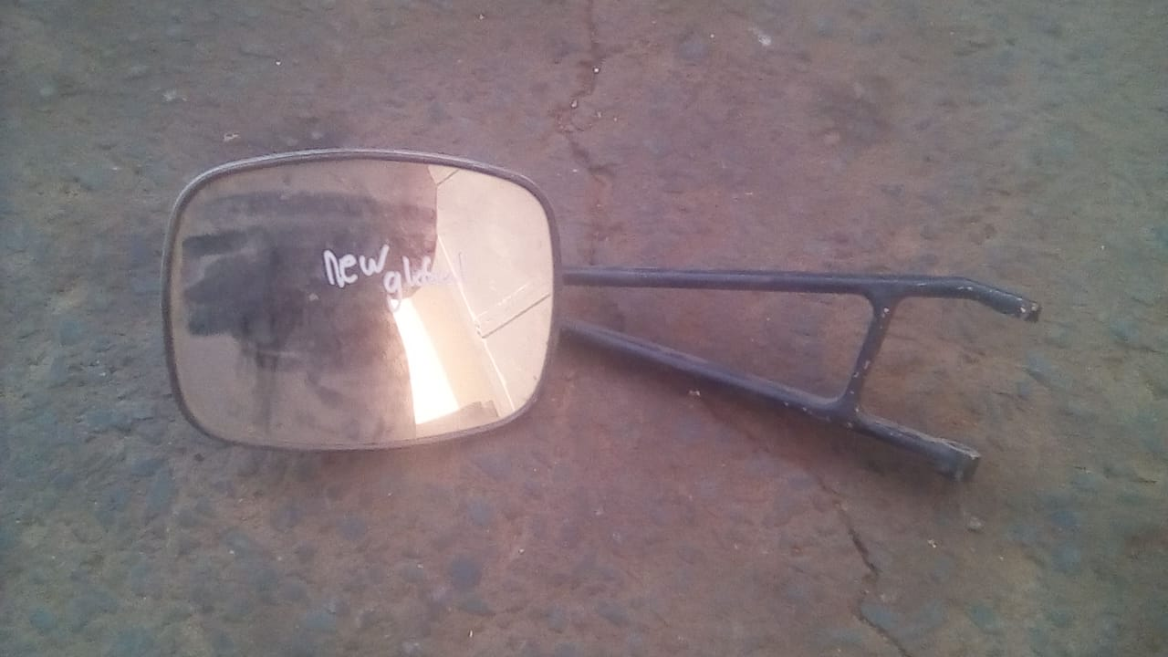 Unknown mirror - used