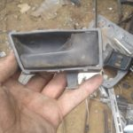 Volkswagen Jetta 2 inner handle - used