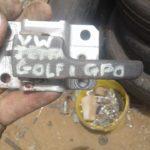 Volkswagen Golf 1 inner handle-used