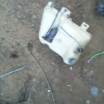 BMW e39 washer bottle - used