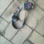 BMW E39 Safety Belt - used
