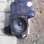 BMW e39 speaker - used