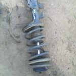 Geely CK front shock - used