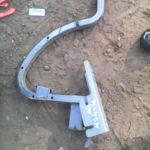 Geely CK boot lid hinge - used