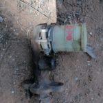 Volkswagen Golf 2 brake master cylinder - used