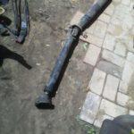 bmw e39 prop shaft - USED(GPO)
