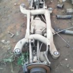 bmw e39 rear differential - USED(GPO)