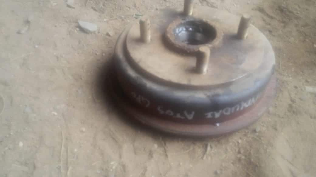 hyundai atos rear brake drum - USED(GPO)