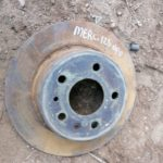 mercedes W123 Front Brake Disc - USED(GPO)