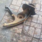 mercedes w123 rear control arm - USED(GPO)