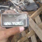 opel monza inner door handle - USED(GPO)