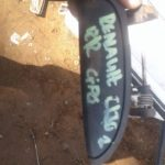 renault clio right rear outer door handle - USED(GPO)
