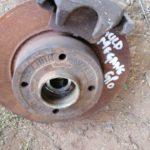 renault megane brake disc - USED(GPO)