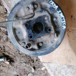 tata indica rear brake drum - USED(GPO)