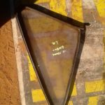 Unknown Left Rear Quarter glass - USED(GPO)