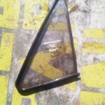 unknown right rear quarter glass - USED(GPO)