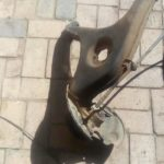 MERCEDES W123 REAR CONTROL ARM - USED(GPO)