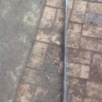 UNKNOWN STABILIZER BAR - USED(GPO)
