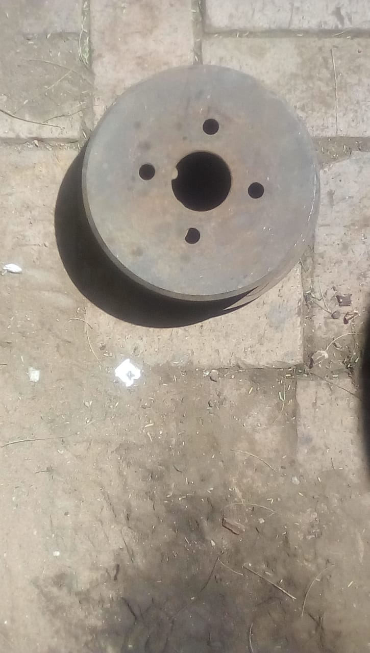 Unknown Rear Brake Drum - USED(GPO)